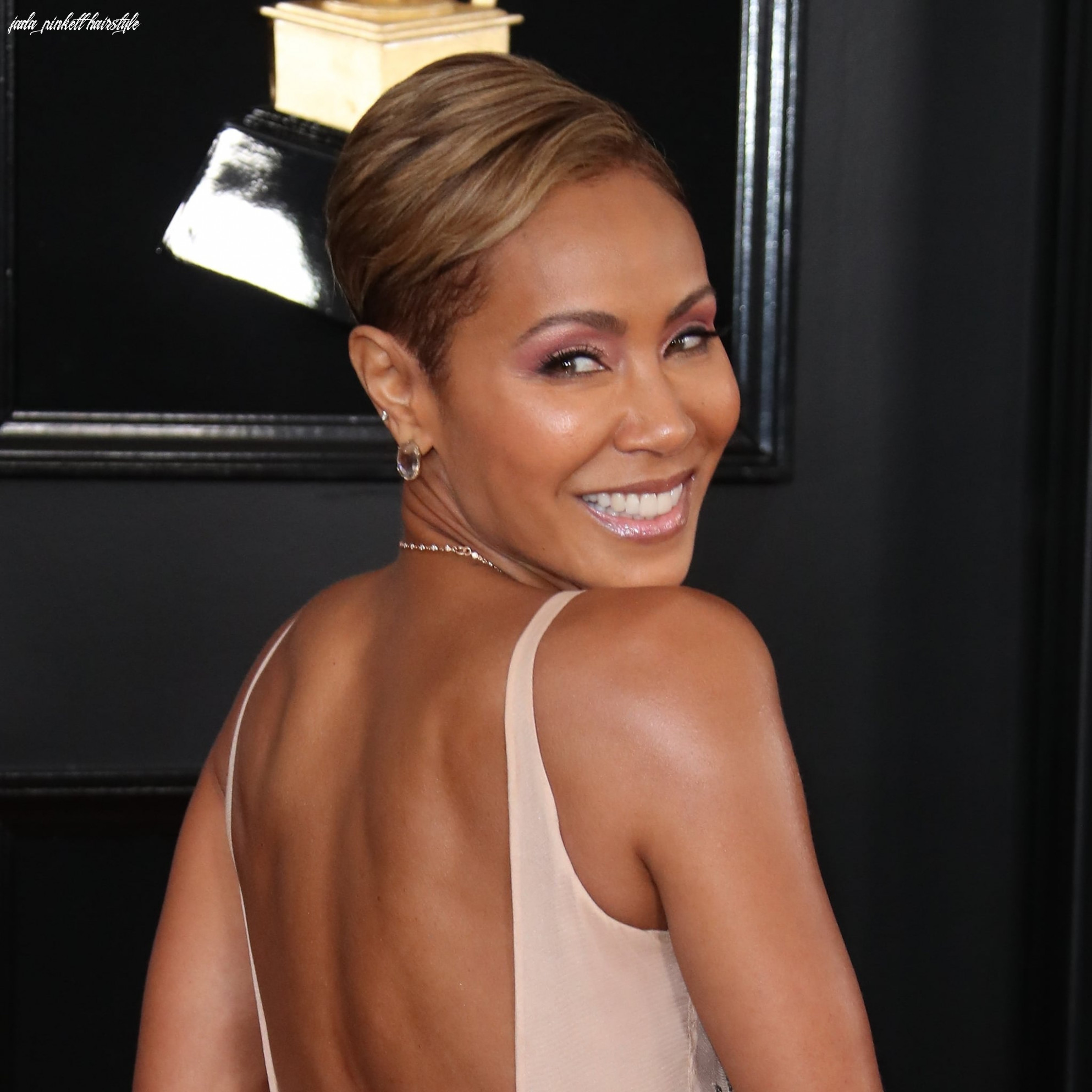 Jada Pinkett Smith Blonde March 12 | POPSUGAR Beauty