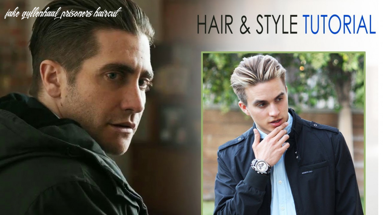 Jake gyllenhaal haircut and style by dre drexler jake gyllenhaal prisoners haircut