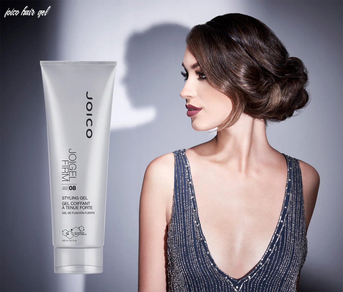 Joigel firm – joico joico hair gel