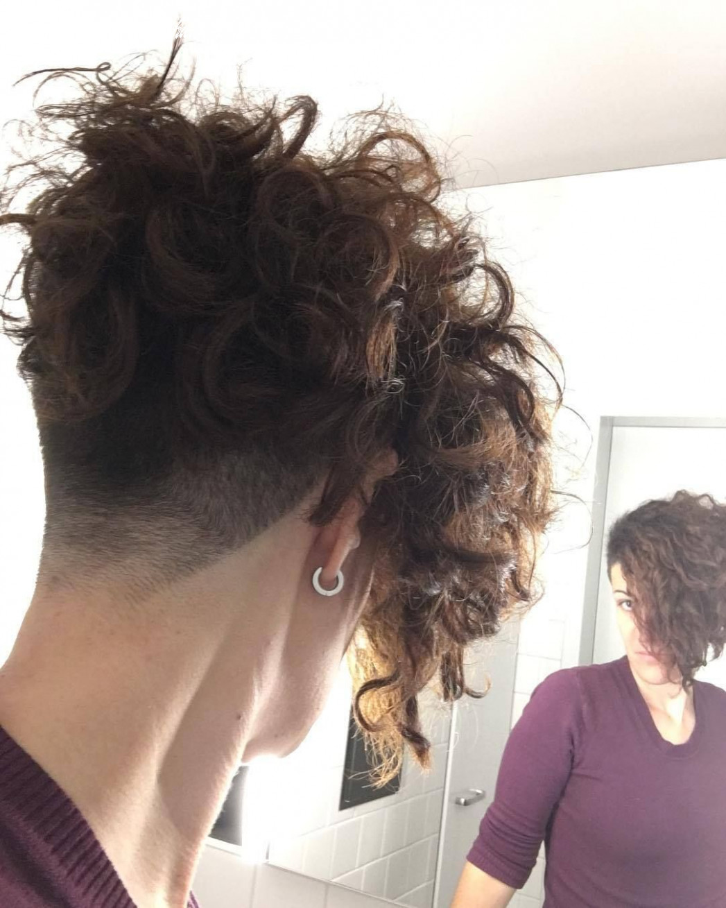 just short haircuts, nothing else. If you're thinking of getting ...