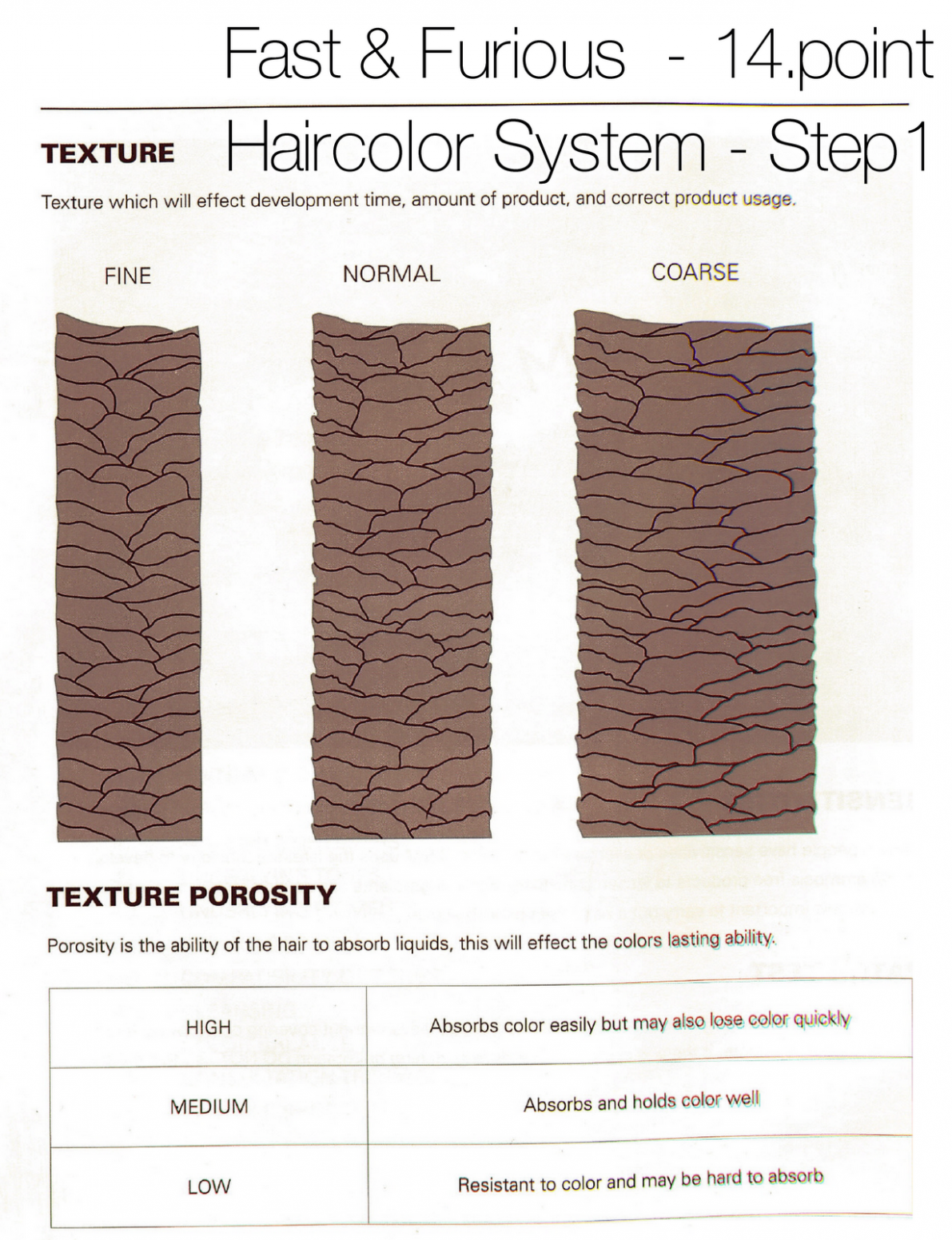 Killerstrands hair clinic: follow the colorbrick road: how texture