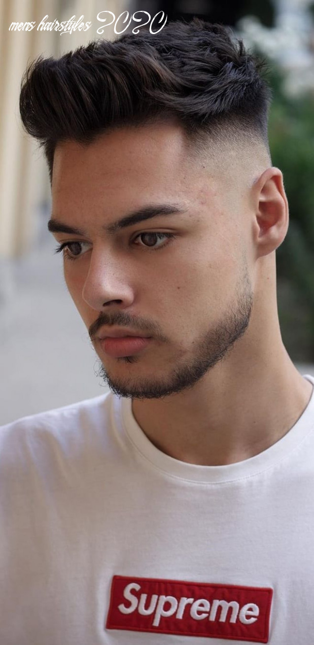 Know Why Fade Haircut is Better Than Undercut - Men's Hairstyle 10!