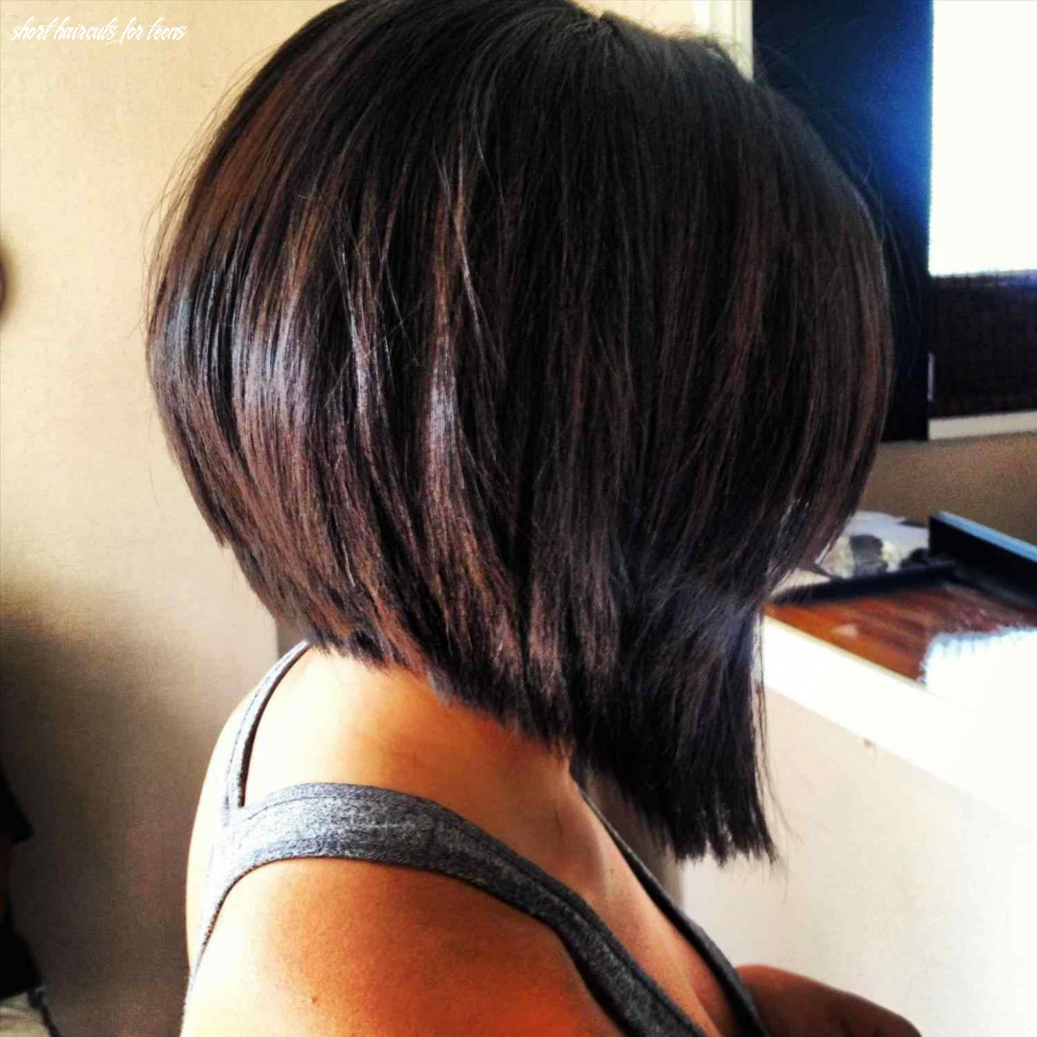 Latest 11 short hairstyles for teenage girls | short haircuts for