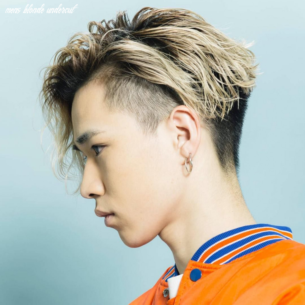 Latest 11 Terrific Haircuts & Hairstyles for Japanese Men 11 ...