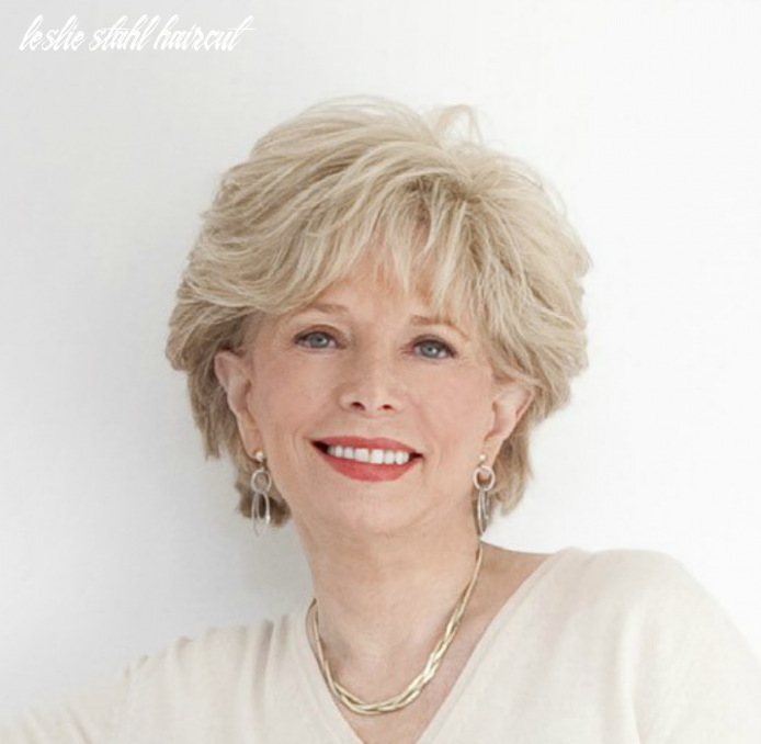 Leslie stahl hair (with images) | hairstyles for thin hair, hair