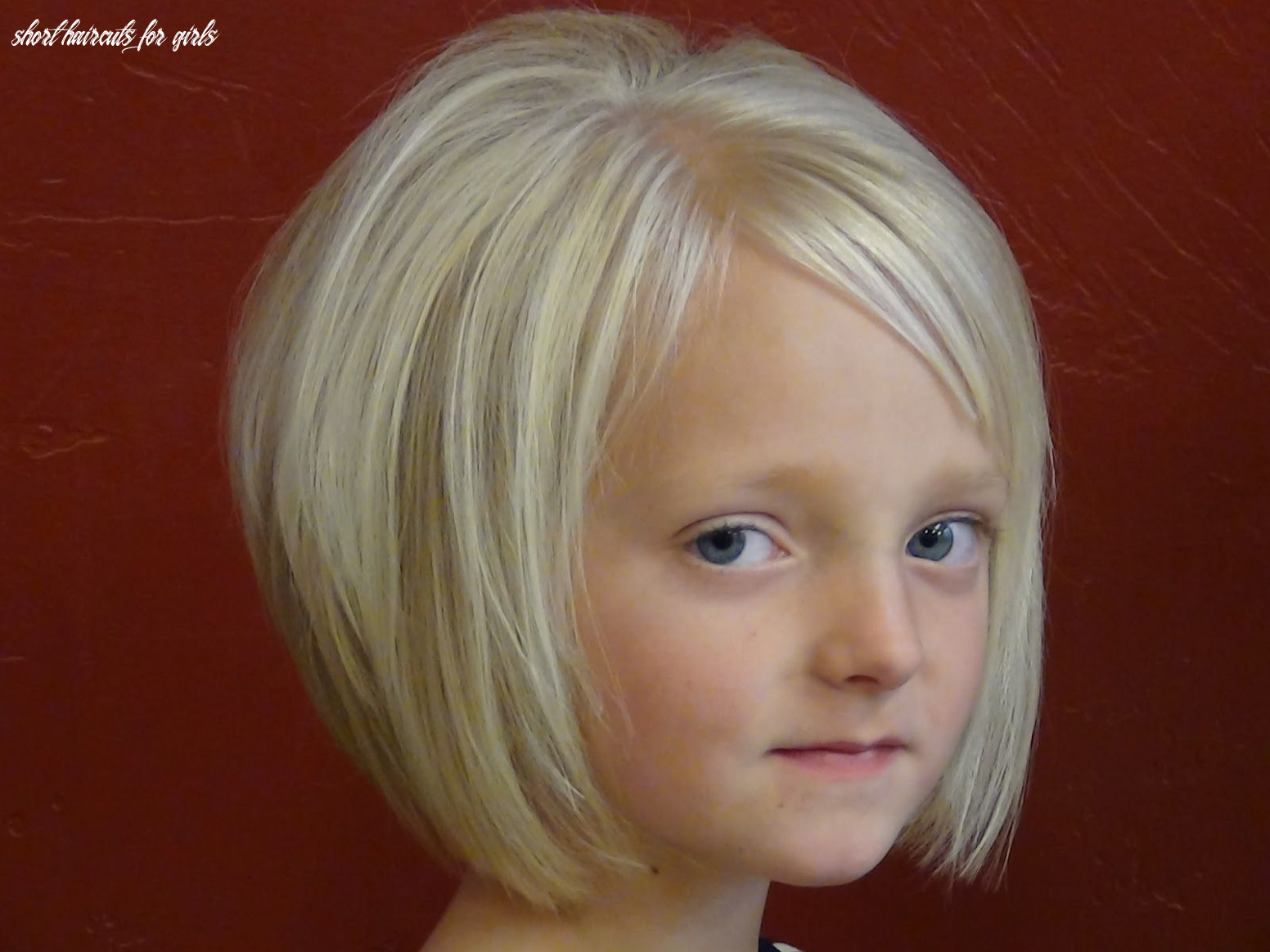 Little girls short haircuts for thick hair short hairstyles with