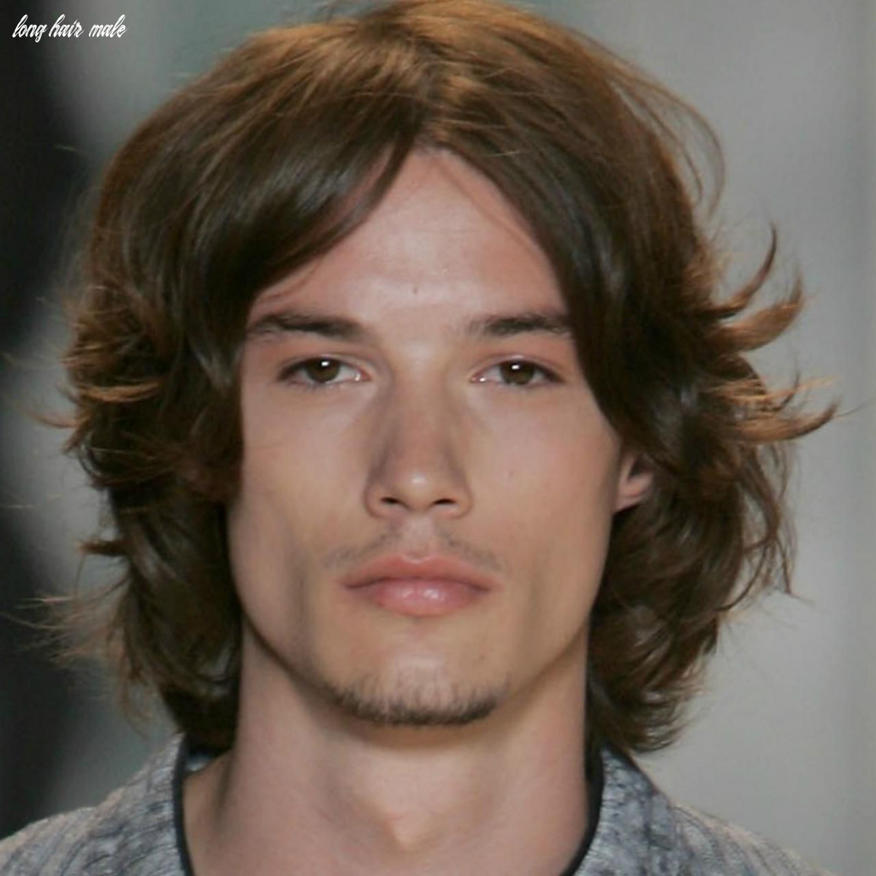 Long hairstyles for men picture gallery long hair male