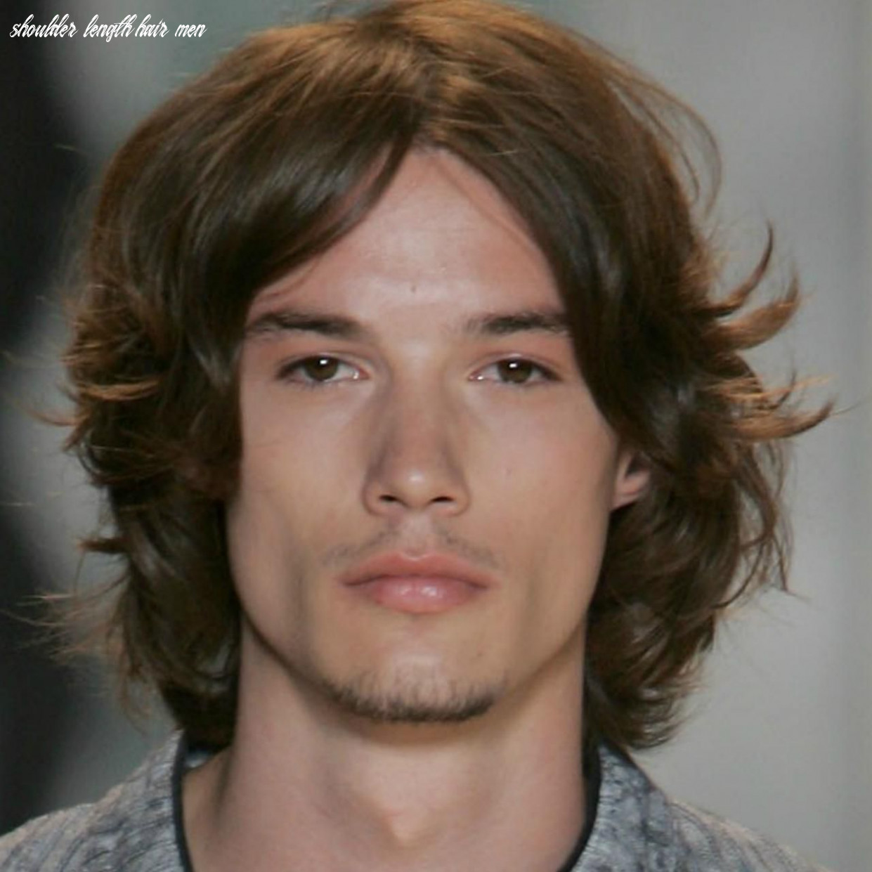 Long hairstyles for men picture gallery shoulder length hair men