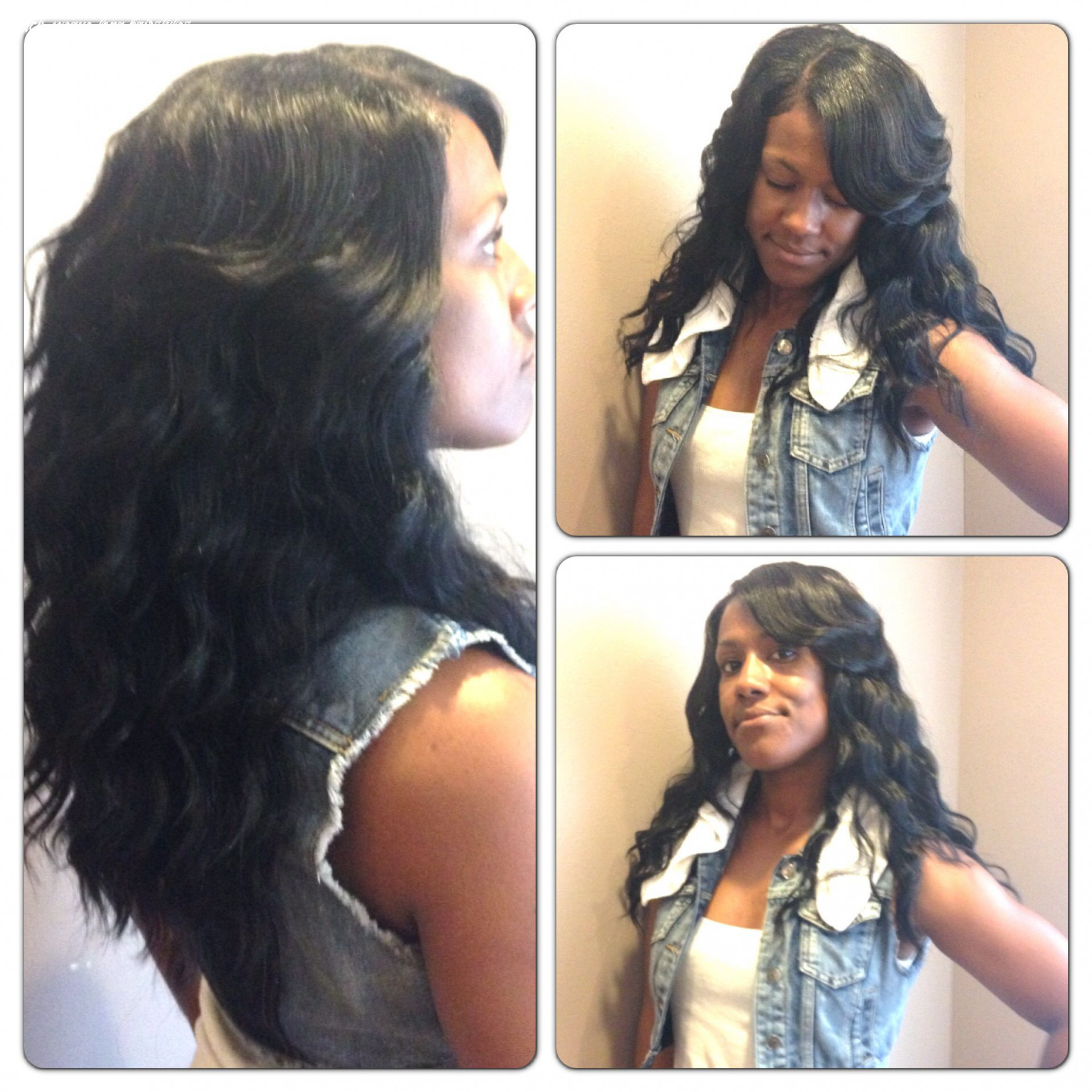 Long wavy quick weave (with images)   quick weave hairstyles, long