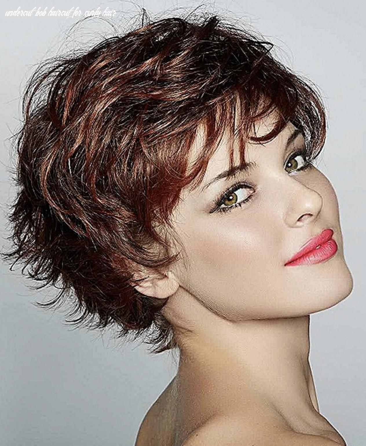 Lovely Curly Short Haircuts and Bob Pixie Hair 10 ...