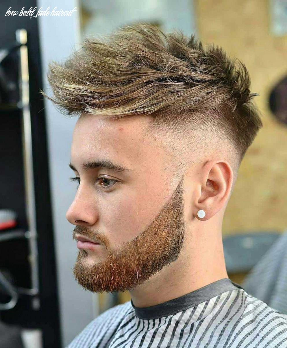 Low bald fade hairstyles: 10 badass ways to sport low bald fade haircut