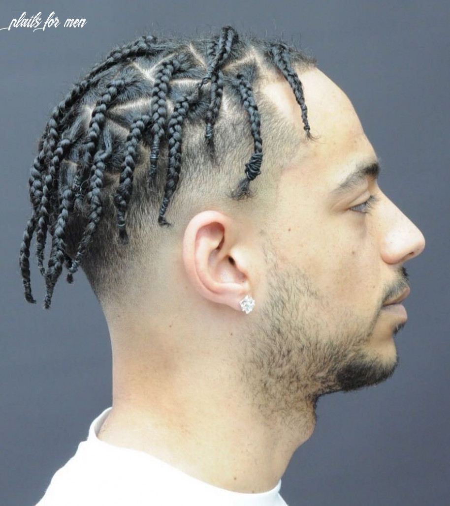 Manbraid alert: an easy guide to braids for men plaits for men