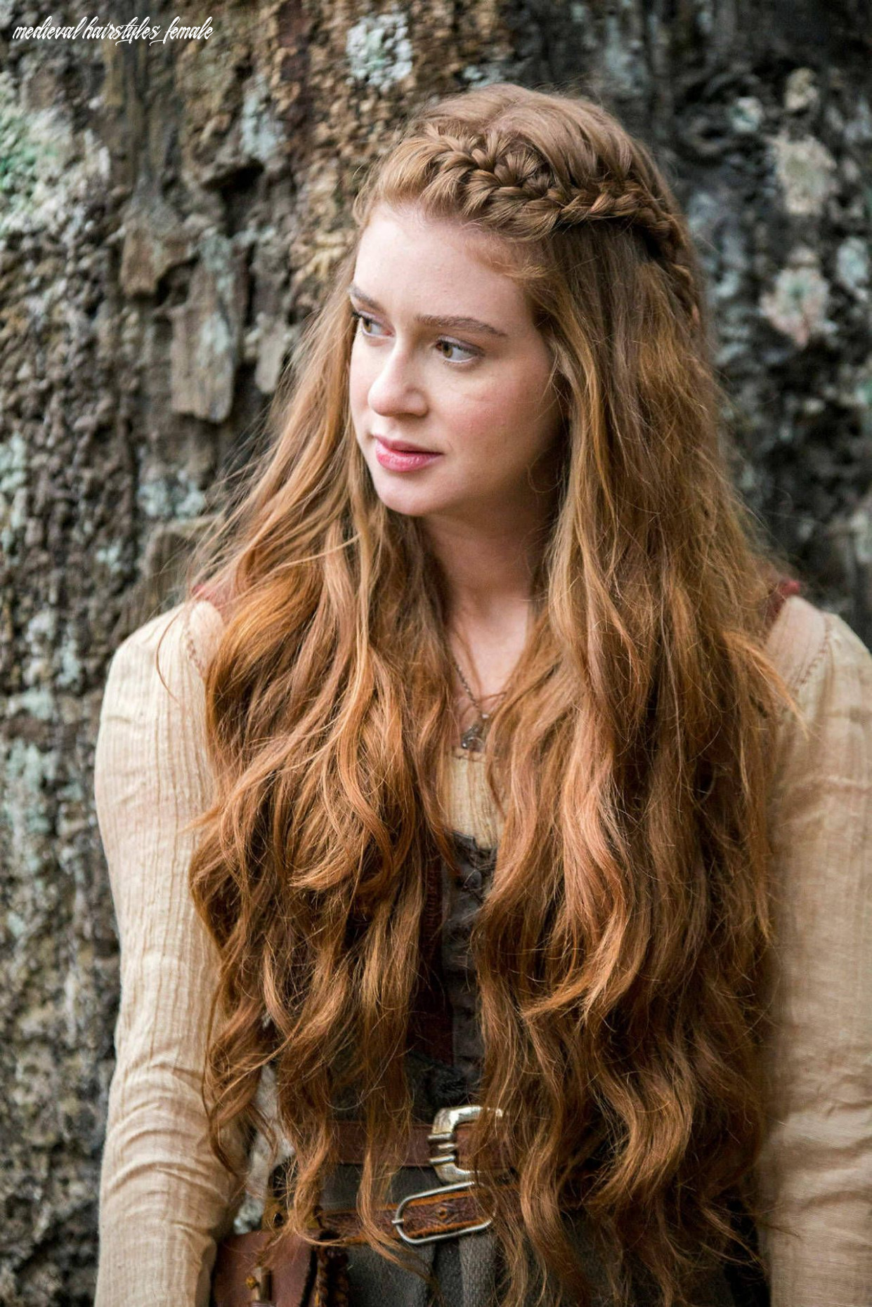Medieval hair (with images)   fairytale hair, 9th hairstyle