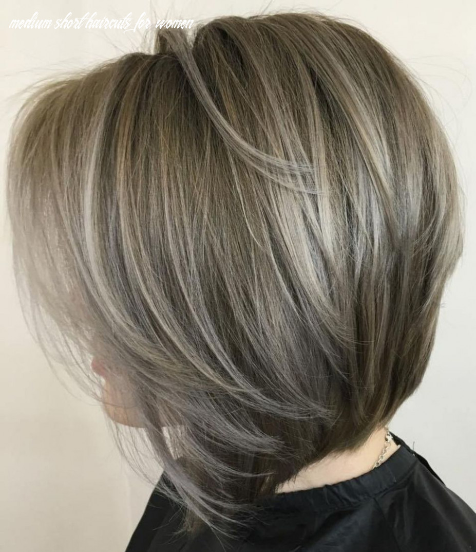 Medium Bob Hairstyles 10 You Should Know - LatestHairstylePedia.com