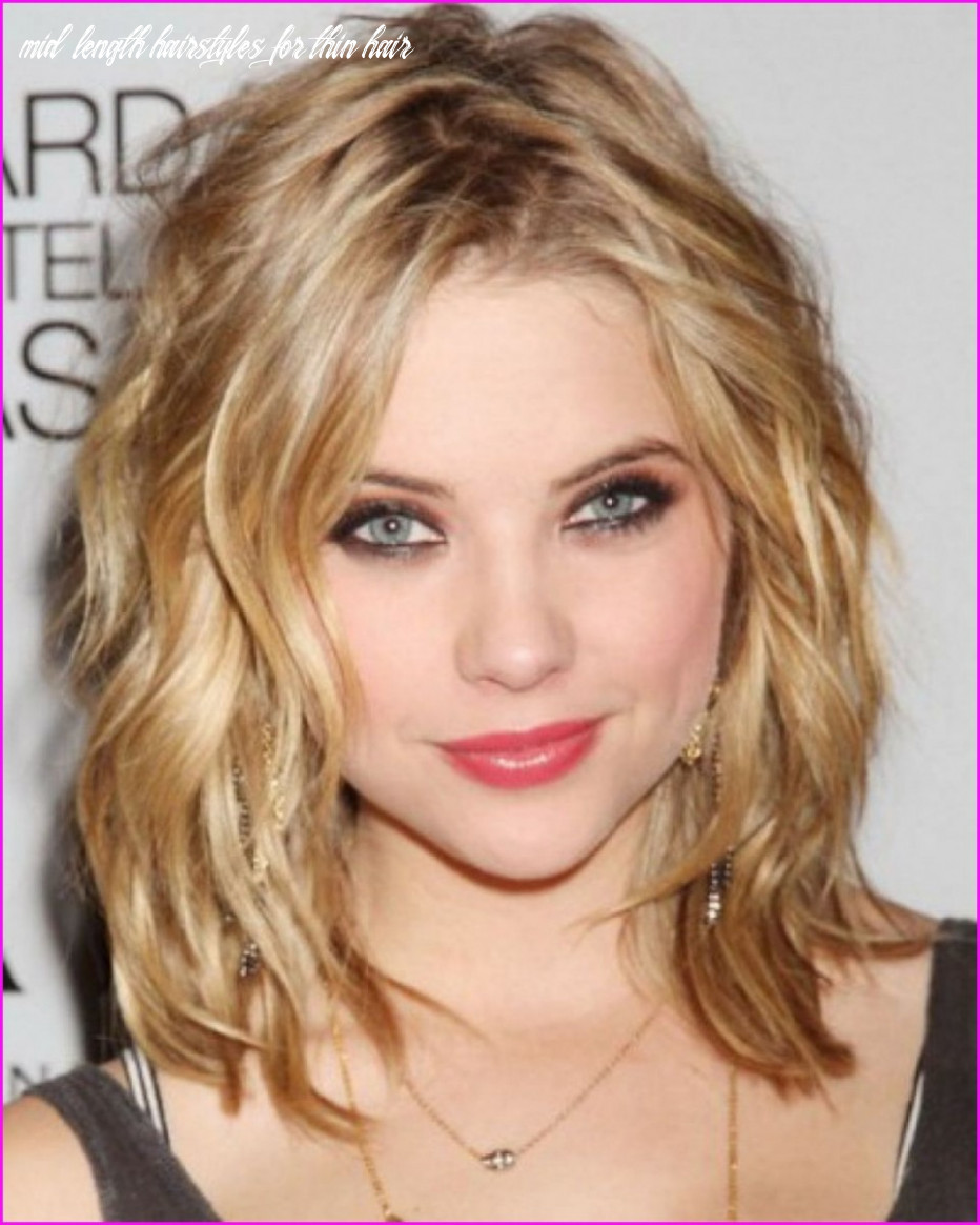 Medium Length Hairstyles for Fine Hair » Short Haircuts For Women