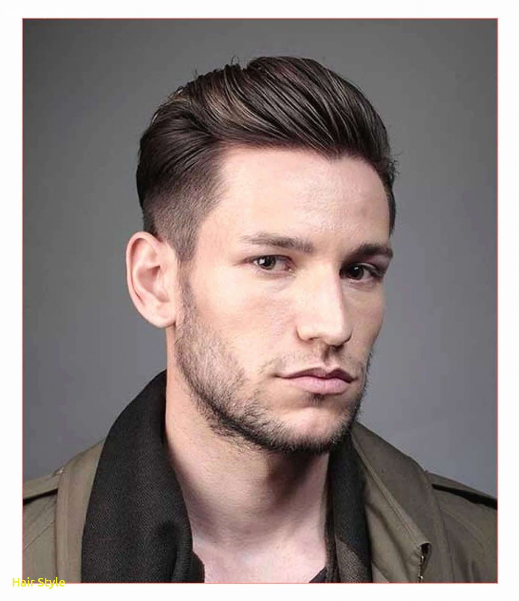 Medium Length Hairstyles for Men Fresh Frisuren Lange Dünne Haare ...
