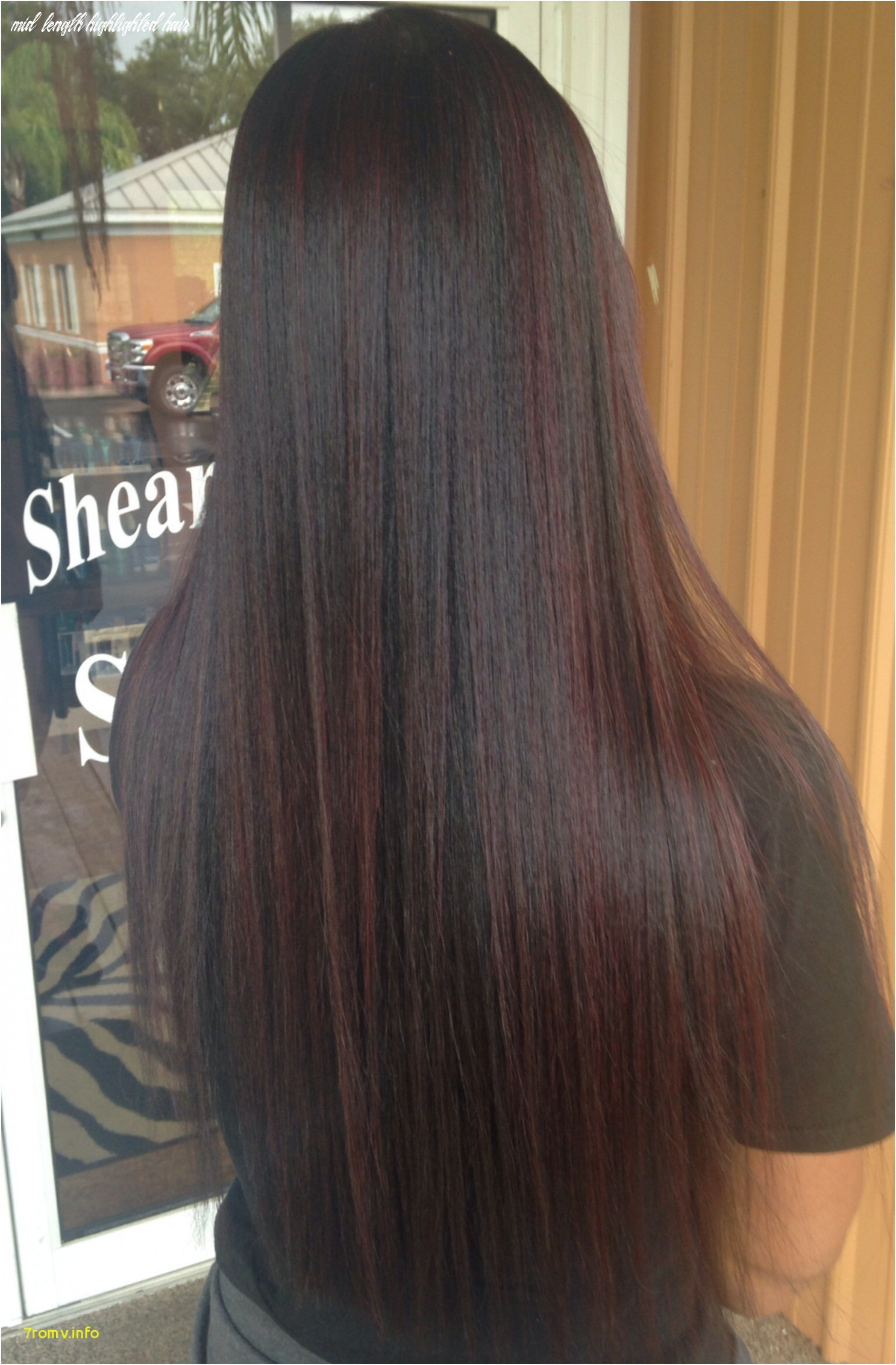 Medium Length Hairstyles for Over 12 Inspirational Dark Brown Hair ...