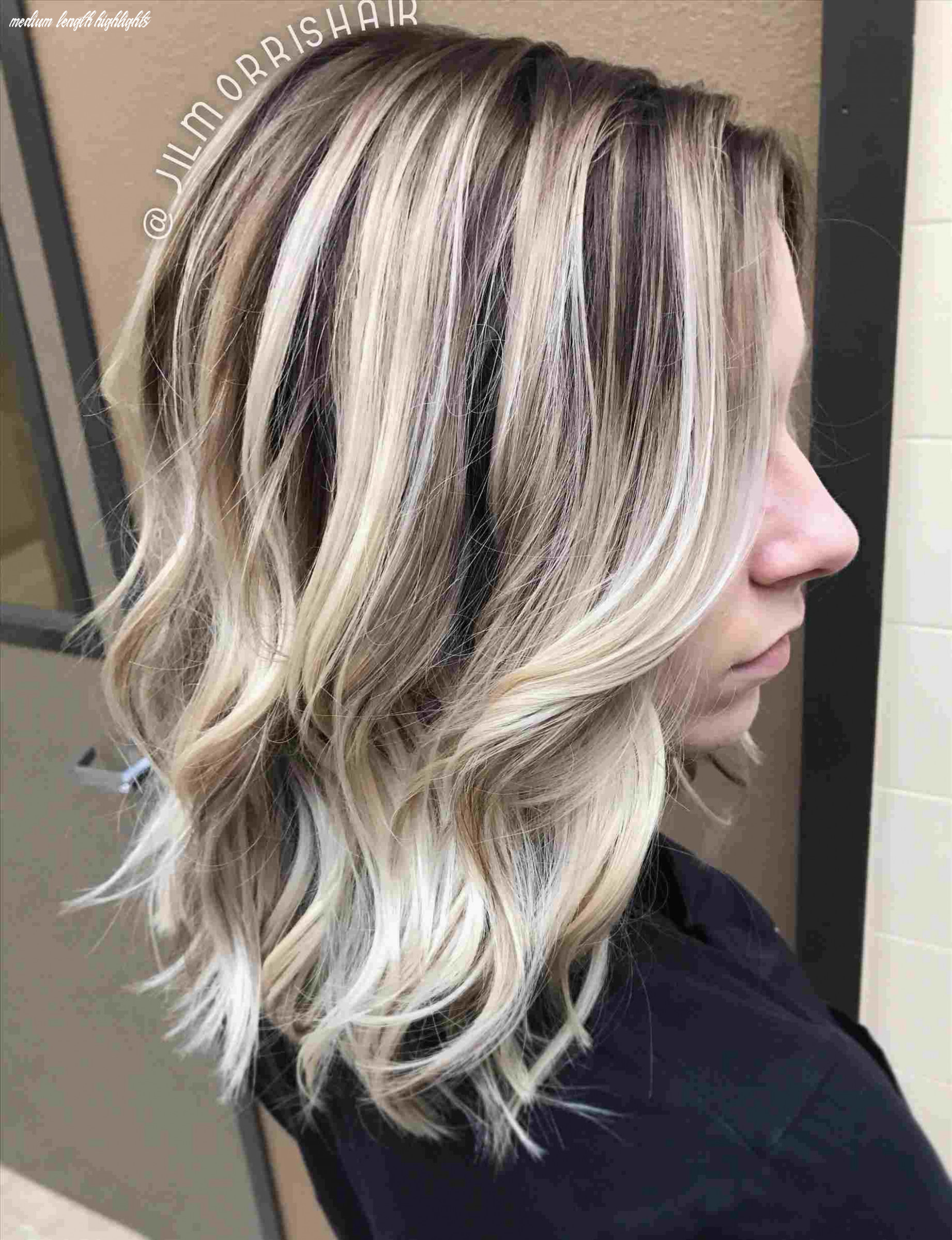 Medium Length Hairstyles with Highlights and Lowlights ...