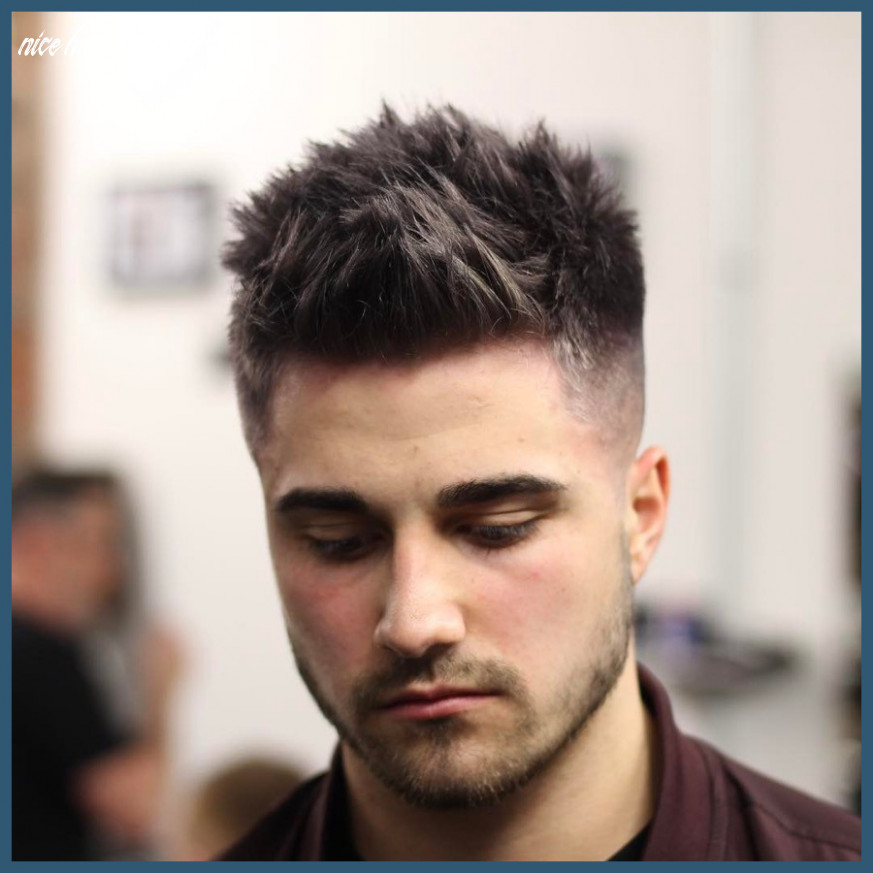 Men best hairstyle 8 good haircuts for men 8 guide tutorials nice haircuts for men