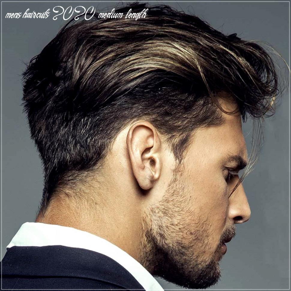 Men's 12 haircuts in 12 images