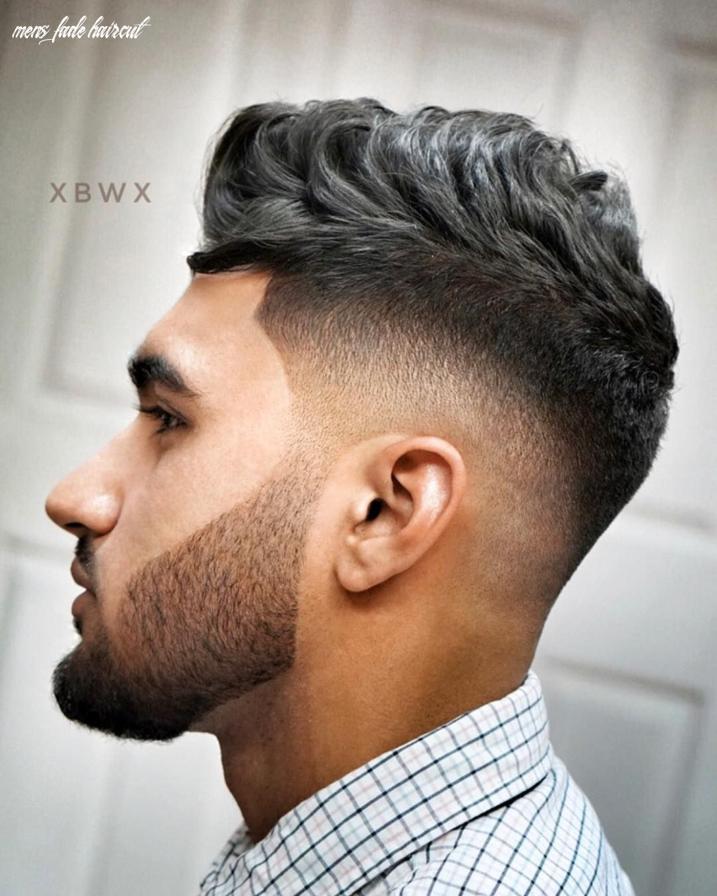 Mens fauxhawk fade hairstyle 12   tapered haircut, haircuts for