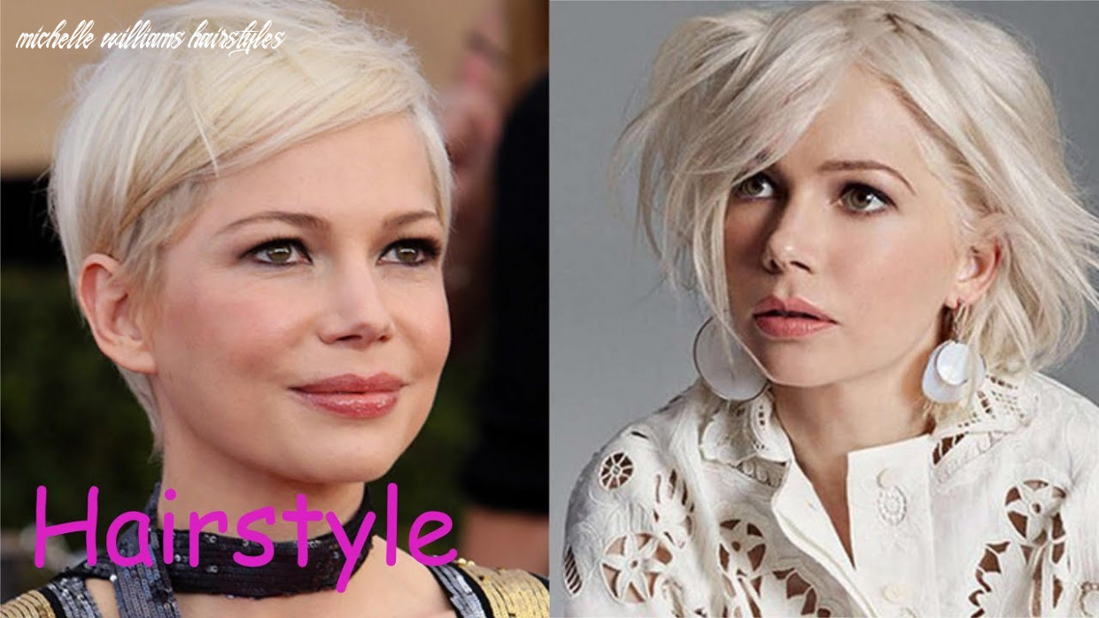 Michelle williams hairstyle (10) youtube michelle williams hairstyles