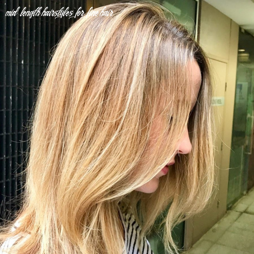 Mid length hairstyles for fine hair   popsugar beauty uk mid length hairstyles for fine hair