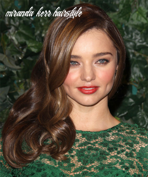 Miranda Kerr Hairstyles, Hair Cuts and Colors