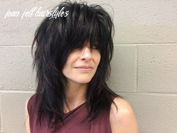Modern joan jett haircuts 11 by samantha (with images)   rocker