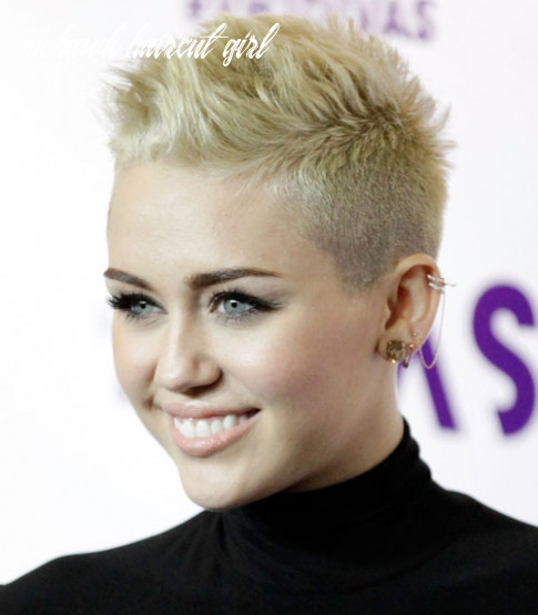 mohawk hairstyles for girls | The Haircuts