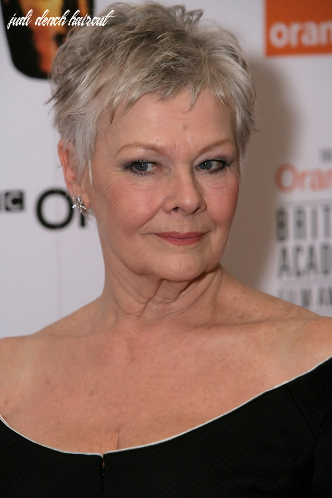 More pics of judi dench pixie (9 of 9) short hairstyles lookbook
