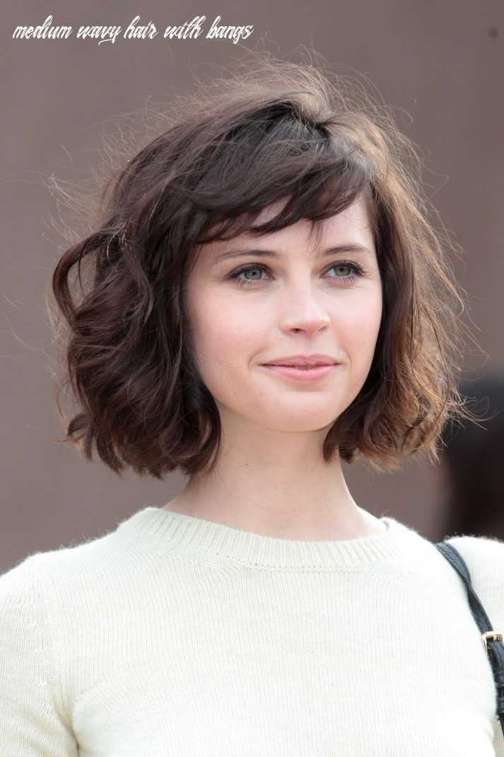 Most beautiful looking short hairstyles for wavy hair | frisuren