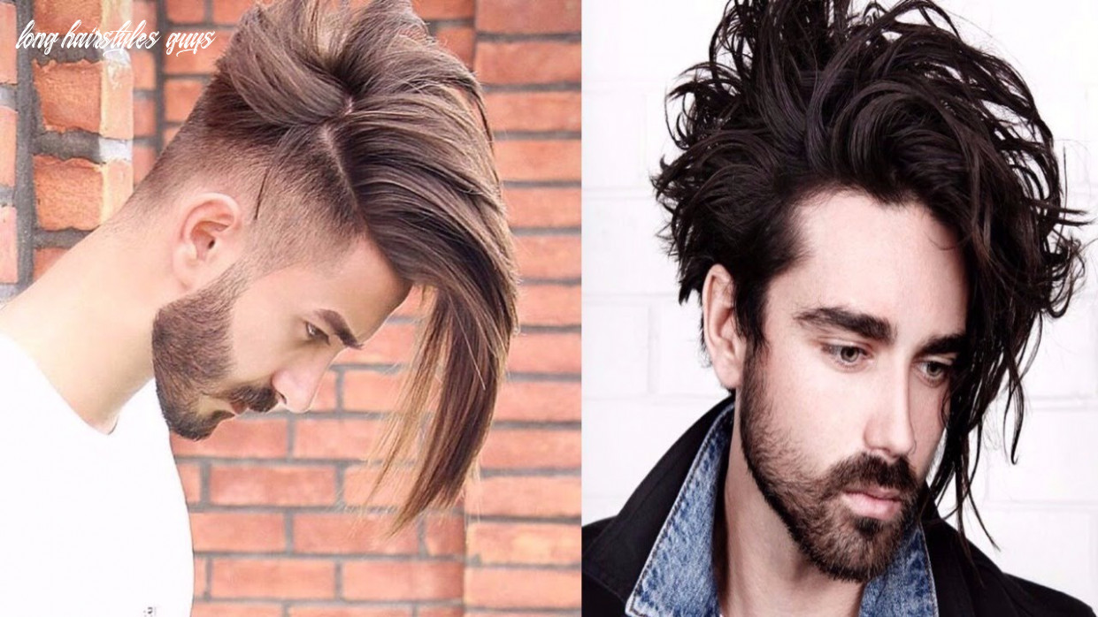 Most Sexy Long Hairstyles for Men 8-8 | Men's New Long ...