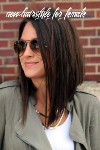 new hairstyle for ladies — Fashionable haircuts Beautiful ...