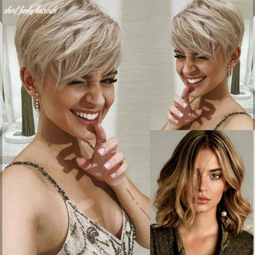 New hairstyles 10: short funky hairstyles 10 hairstyles short funky haircuts