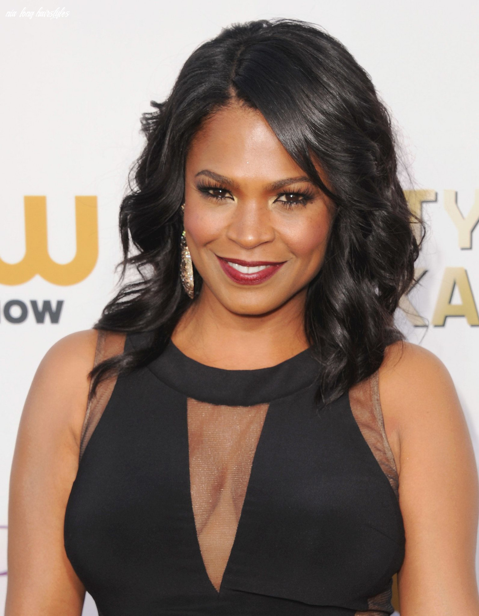 Nia long (with images) | nia long, hair styles, womens hairstyles nia long hairstyles
