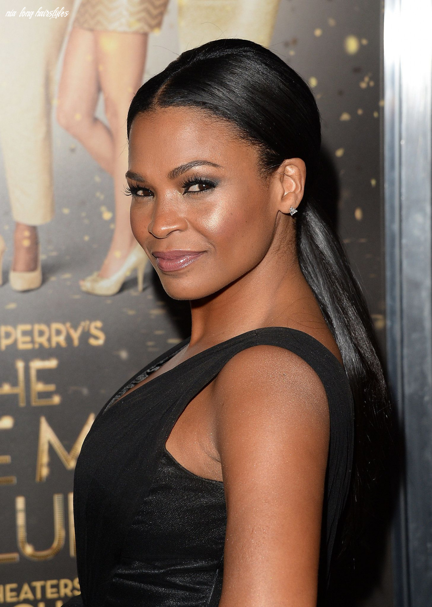 Nia long (with images) | nia long, super cute hairstyles, cool