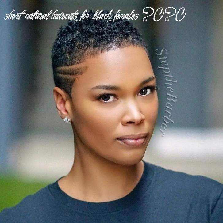 On trend short hairstyles for black women to flaunt in 8