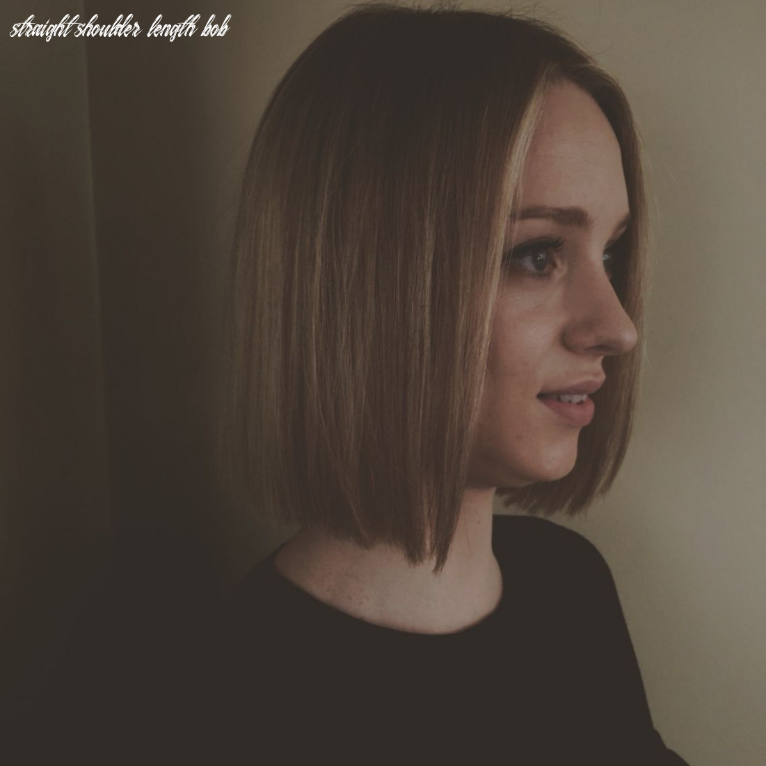 One length #bob (with images) | one length haircuts, above