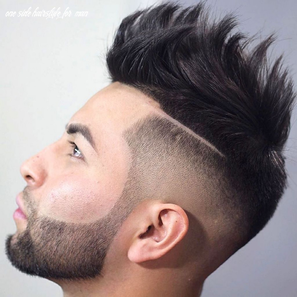 One side hairstyle for man   cool hairstyles for men, mens