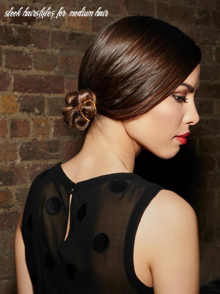 Our Top 10 Sleek Hairstyles – Place 10 | Friseur.com