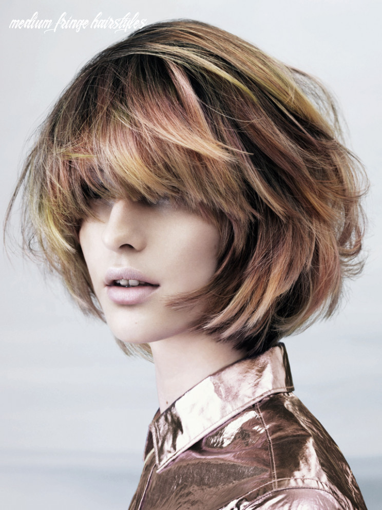 Our Top 11 Fringe Hairstyles – Place 11 | Friseur.com