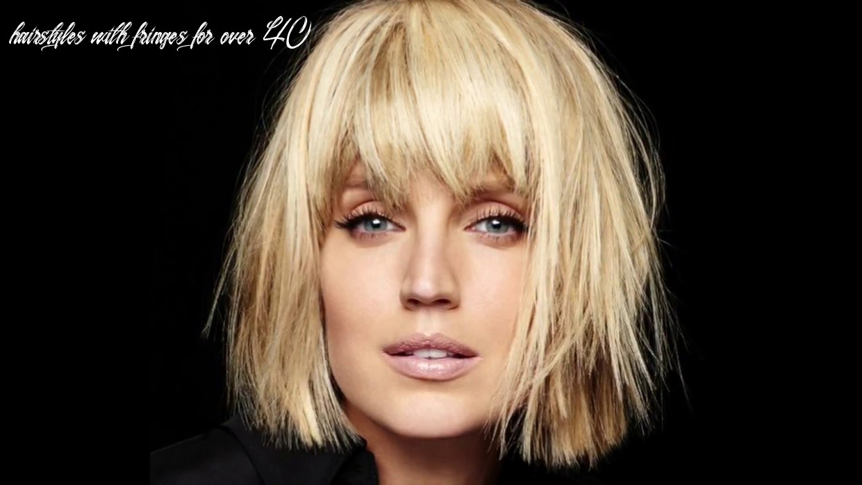 Parisian chic hair style: the bob: the hottest hairstyle for women over 9