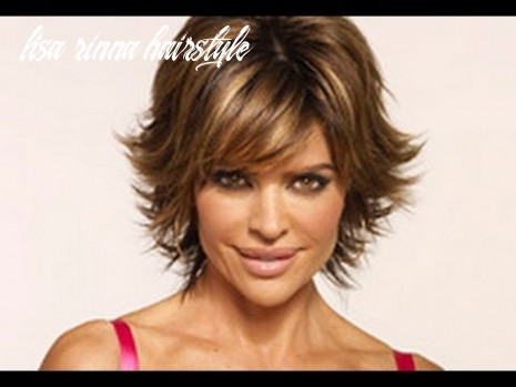 (Part 9 of 9) How to CUT and STYLE your HAIR like LISA RINNA Haircut  Hairstyle Tutorial layered shag