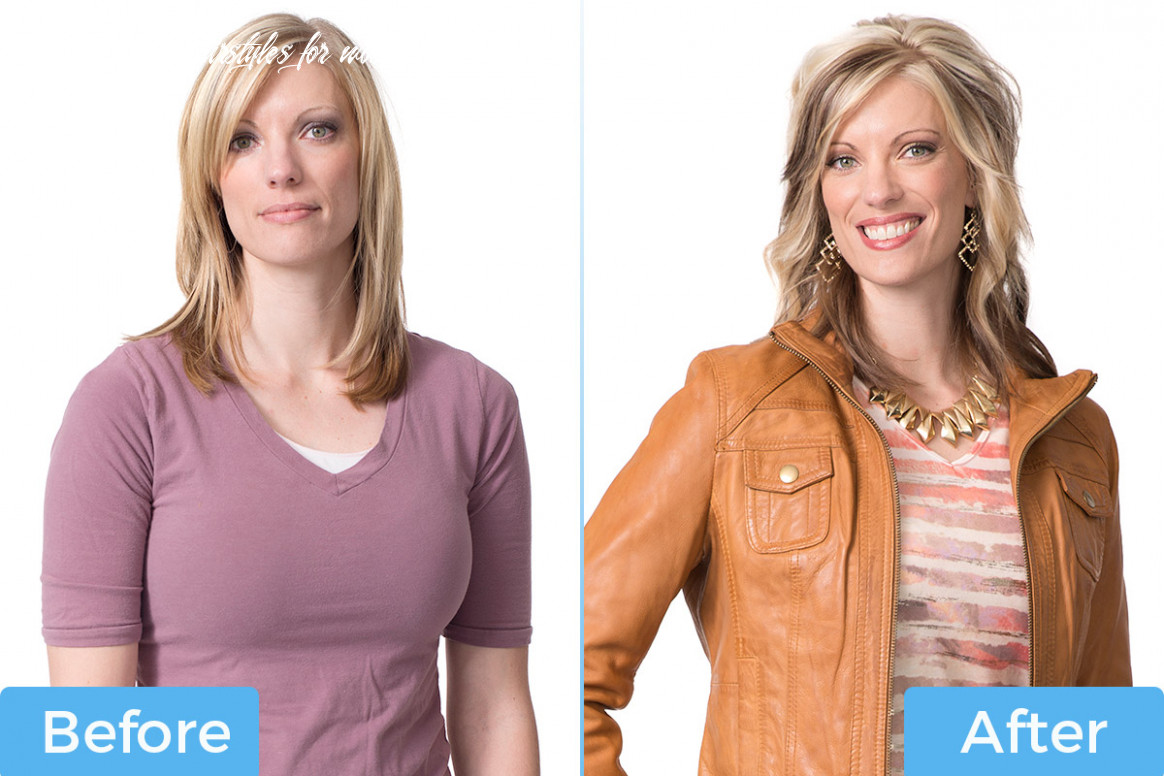 Perfect Hairstyles for Women Over 10 | Short, Medium & Long ...