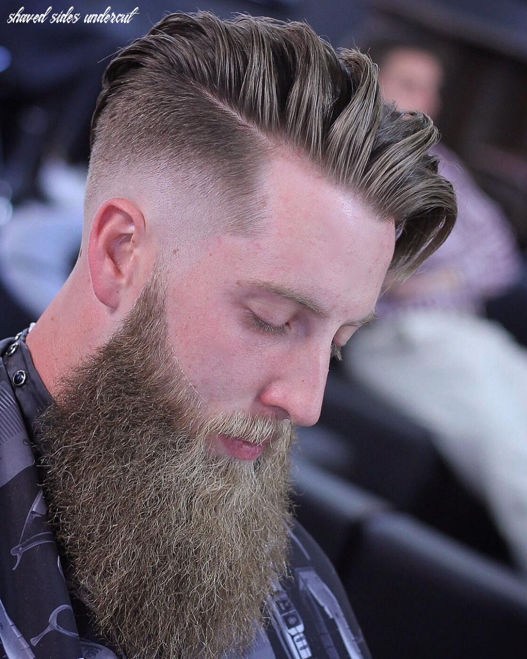 Picture Of this undercut fade hairstyle is another very popular ...