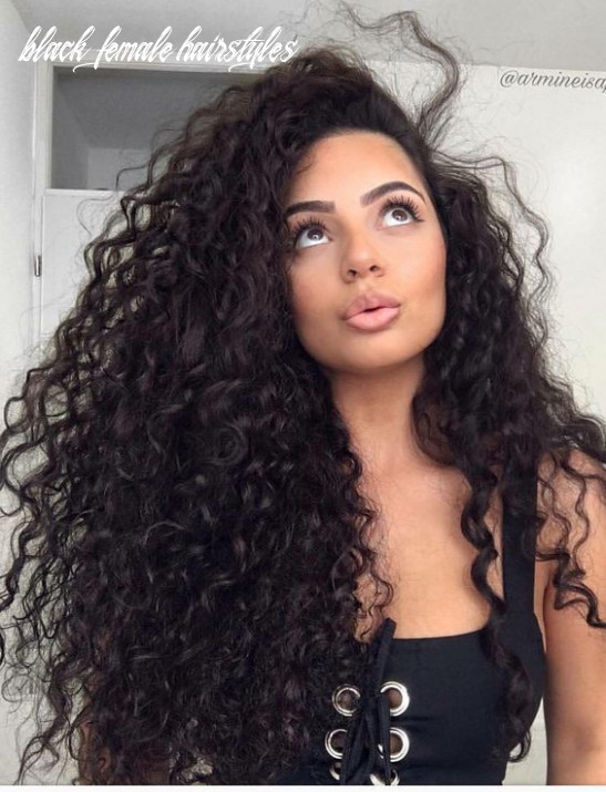 Pin auf curly hairstyles black female hairstyles