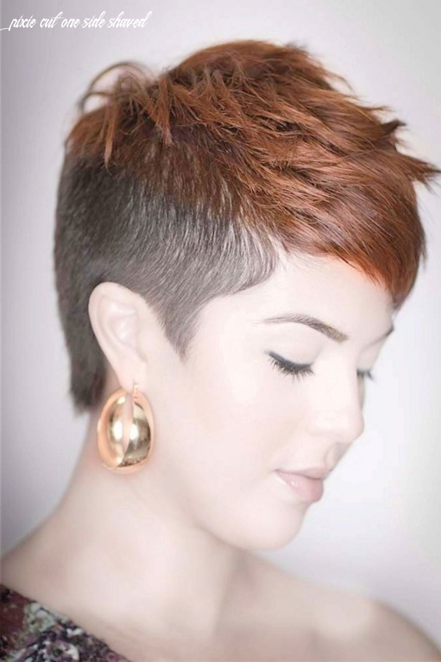 Pin by Blair Givens on Hairstyles (With images) | Shaved pixie ...