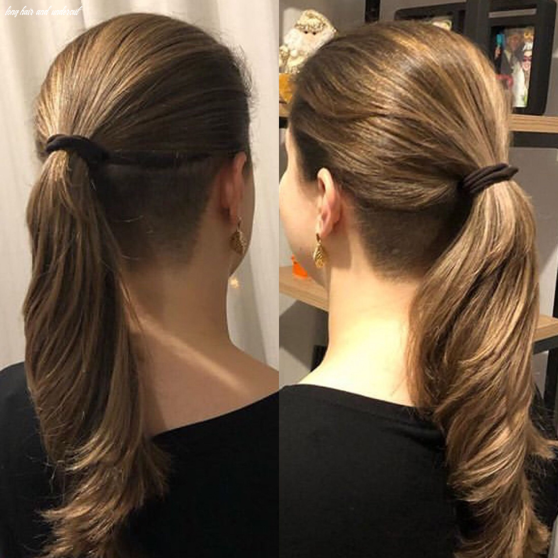 Pin by Closet Hair on HC | Undercut hairstyles, Long hair styles ...