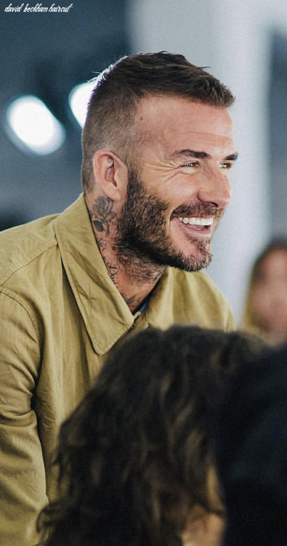 Pin by David Beckham on David Beckham | David beckham beard, David ...
